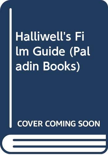 9780586088944: Halliwell's Film Guide (Paladin Books)
