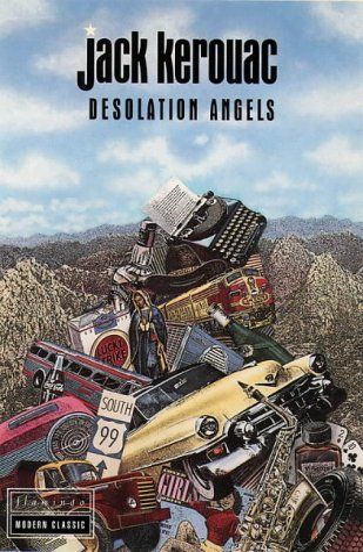 9780586089071: Desolation Angels (Paladin Books)