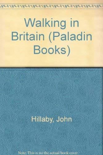9780586089187: Walking in Britain (Paladin Books)
