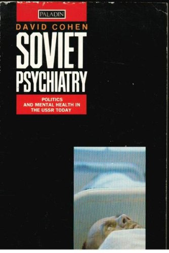 9780586089347: Soviet Psychiatry (Paladin Books)