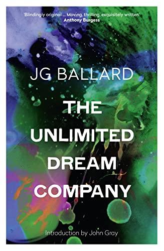 9780586089958: The Unlimited Dream Company (Paladin Books)