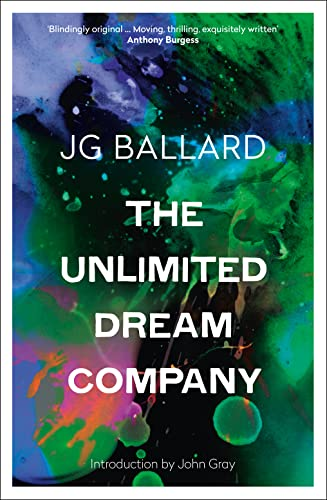 9780586089958: Unlimited Dream Company (Paladin Books)