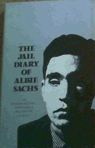 The Jail Diary [Sep 13, 1990] Sachs,: Albie Sachs