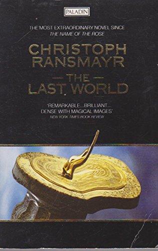9780586091234: THE LAST WORLD