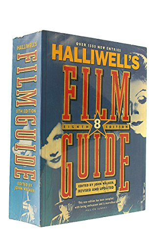9780586091739: Halliwell's Film Guide