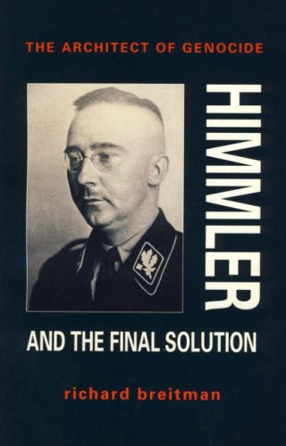 9780586092378: The Architect of Genocide : Himmler and the Final Solution