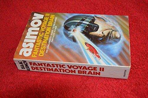 9780586200254: Fantastic Voyage II: Destination Brain