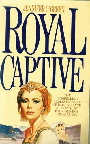 9780586200308: Royal Captive