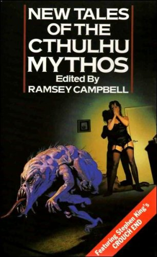 9780586200933: New Tales of the Cthulhu Mythos