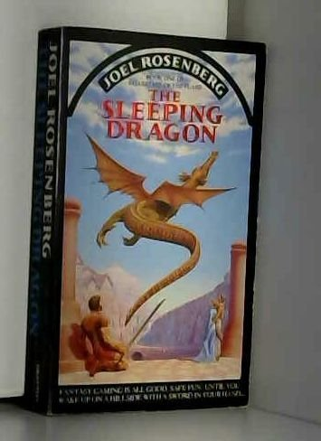 9780586201282: The Sleeping Dragon (Guardians of the Flame)