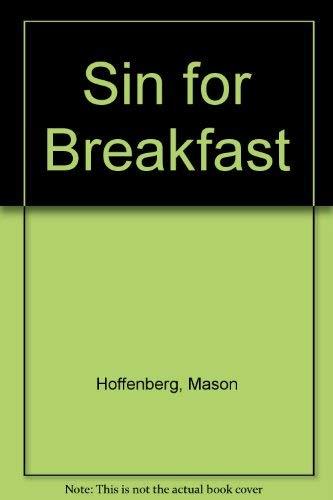 9780586201954: Sin for Breakfast