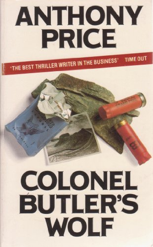 9780586202609: Colonel Butler's Wolf