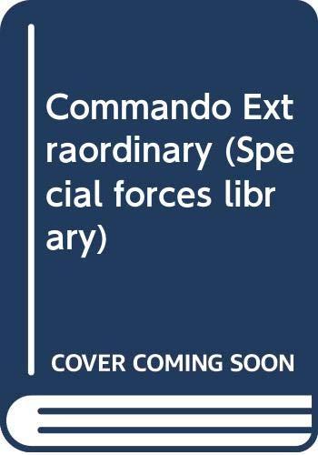 9780586202616: Commando Extraordinary