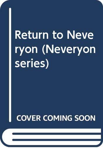 9780586202739: Return to Neveryon