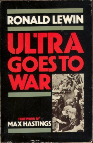 9780586202807: Ultra Goes to War: The Secret Story
