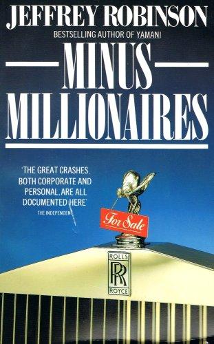 9780586202890: Minus Millionaires