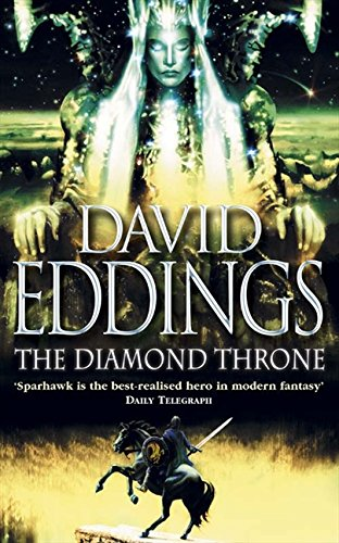 9780586203729: The Diamond Throne (The Elenium, Book 1)