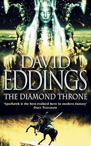 9780586203729: The Diamond Throne (The Elenium, Book 1)