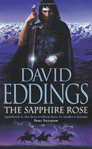 9780586203743: The Sapphire Rose (The Elenium)