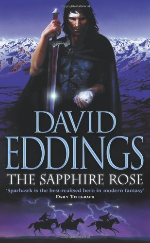 9780586203743: The Sapphire Rose (The Elenium)