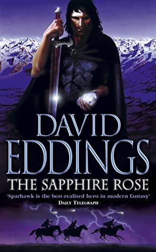 9780586203743: The Sapphire Rose: Elenium Bk. 3: Book Three of the Elenium