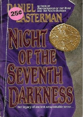 9780586204344: Night of the Seventh Darkness
