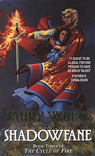 9780586204856: Shadowfane (The Cycle of Fire Series)