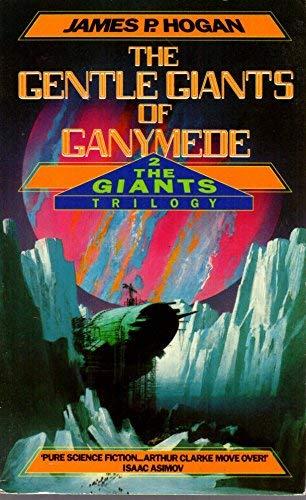 9780586204887: The Gentle Giants of Ganymede