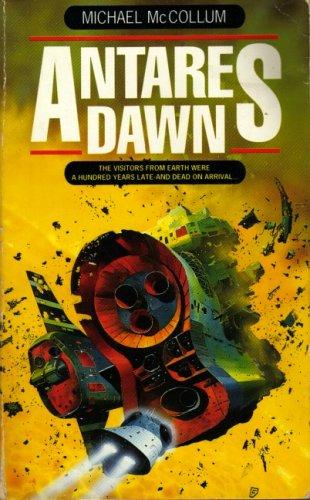 9780586205266: Antares Dawn