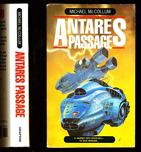 9780586205273: Antares Passage