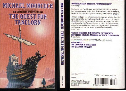 9780586205334: The Quest For Tanelorn: Book 3 and Final Volume of The Chronicles Of Count Brass