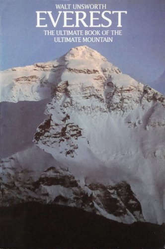 9780586206263: Everest the ultimate book of the ultimate mountain
