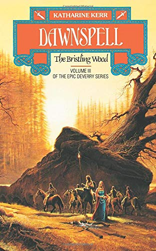 9780586207413: Dawnspell: The Bristling Wood (Deverry)