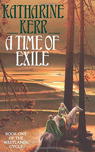 9780586207888: A Time of Exile (Deverry)