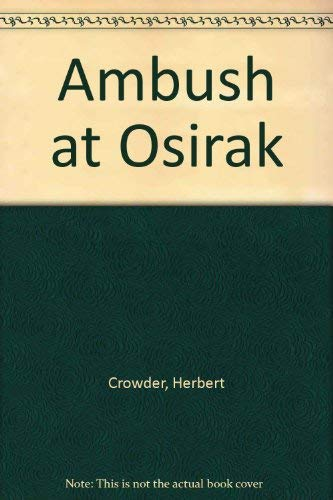 9780586207994: Ambush At Osirak