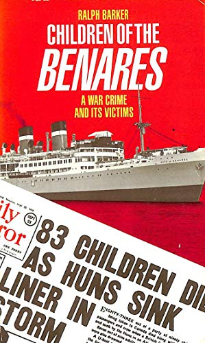 "Children of the ""Benares"" (0586208232) by Ralph Barker"