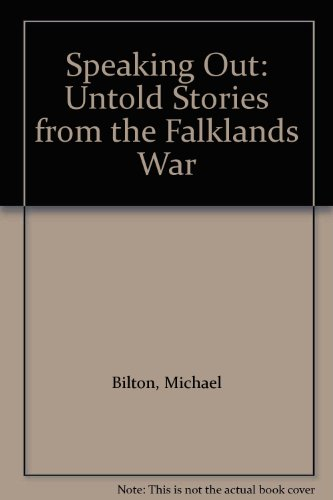 9780586208977: Speaking Out: Untold Stories from the Falklands War