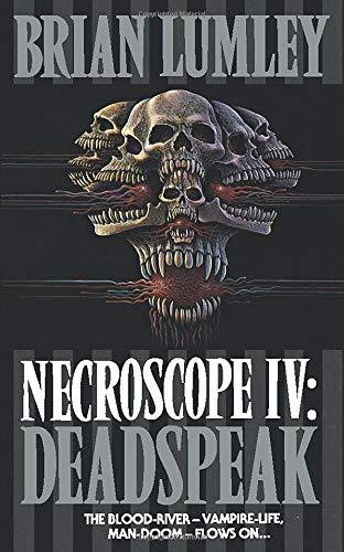 9780586209042: Deadspeak (Necroscope, Book 4): Deadspeak No. 4