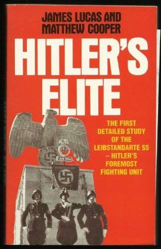 9780586209127: Hitler's Elite: Leibstandarte S.S.