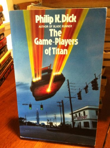 9780586209714: The Game-Players of Titan