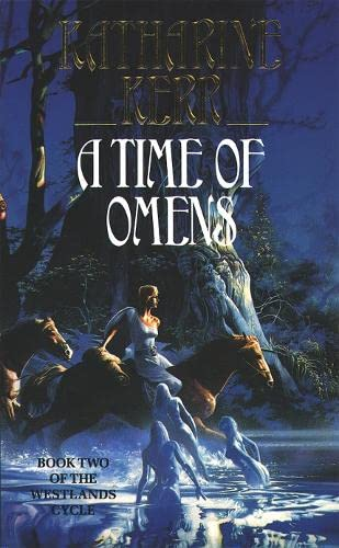 9780586211960: A Time of Omens (Deverry)