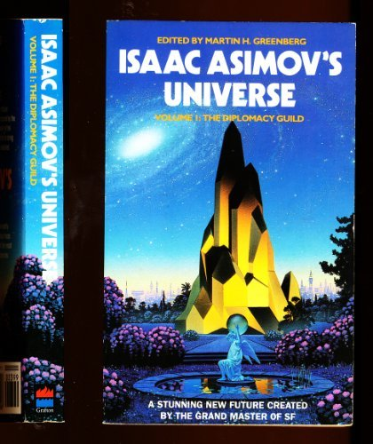 9780586212196: Isaac Asimov's Universe: The Diplomacy Guild Vol 1