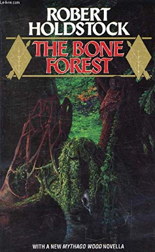 9780586212929: The Bone Forest