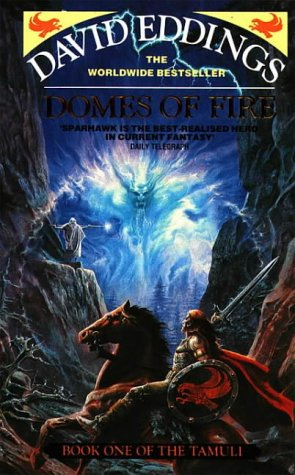 9780586213131: Domes of Fire (Tamuli)