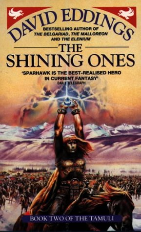 9780586213162: The Shining Ones (Tamuli)
