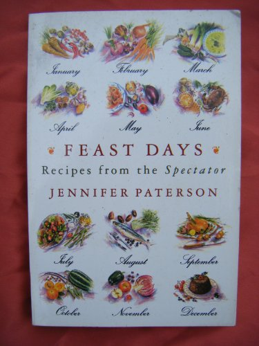 9780586213803: Feast Days: Recipes from