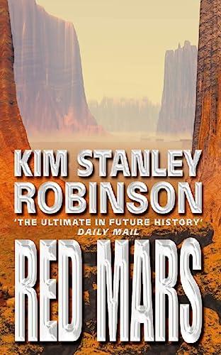 9780586213896: Red Mars: Mars Trilogy Bk. 1