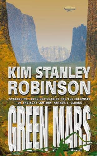 9780586213902: Green Mars (Mars Trilogy)