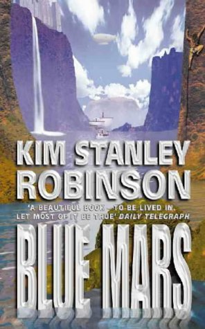 9780586213919: Blue Mars: Mars Trilogy Bk. 3