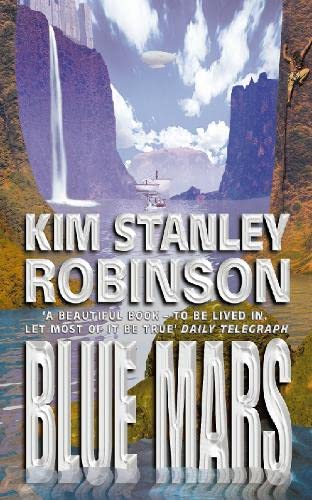 9780586213919: Blue Mars: Mars Trilogy Bk. 3